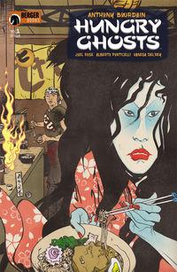 Anthony Bourdain, Hungry Ghosts, Berger Books, Dark Horse Comics, comic book