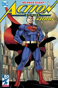 Action Comics 1000 Superman DC Comics