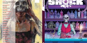 Aftershock SHOCK Anthology Comics