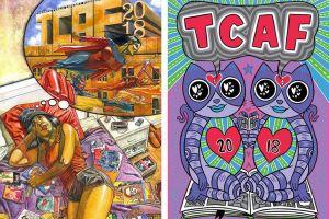 Toronto Comics Arts Festival TCAF
