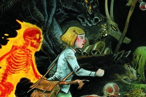 Harrow County Cullen Bunn Tyler Crook Dark Horse Comics comic book horror