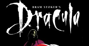 Bram Stoker's Dracula Illustrated by Mike Mignola Written by Roy Thomas Published by IDW Publishing gothic horror comic book