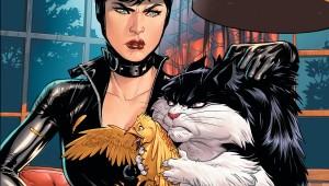 Catwoman Tweety Sylvester Special #1 DC Comics Gail Simone Shea Fontana Inaki Miranda Walter Carzon
