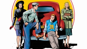 Archie 1941 #1 Mark Waid Brian Augustyn Peter Krause, Kelly Fitzpatrick Jack Morelli Archie Comics comic book