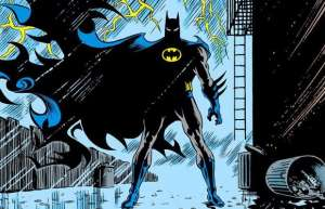 Batman, Norm Breyfogle, artist, RIP