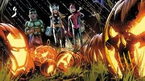 Avengers Halloween Special #1 2018 Marvel Comics comic book horror