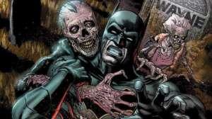 Cursed Comics Cavalcade Halloween horror DC Comics comic books 2018