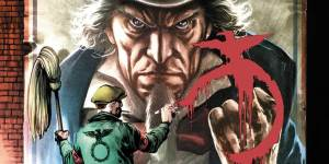 Freedom Fighters #1, Freedom Fighters DC Comics, Robert Venditti, Eddy Barrows, Comic Books, first issue