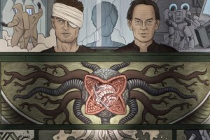 William Gibson's Alien 3 William Gibson Johnie Christmas Dark Horse Comics