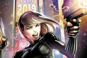 Black Widow #1, Black Widow, Sylvia Soska, Jen Soska, Twisted Twins, Marvel Comics