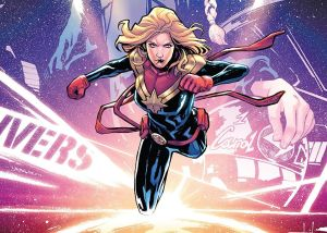 Captain Marvel: Braver & Mightier #1, Captain Marvel, Jody Houser, Simone Buonfantino, Marvel Comics, Marvel Cinematic Universe, MCU, Comic Books
