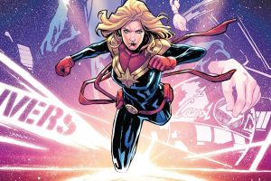 Captain Marvel: Braver & Mightier #1, Captain Marvel, Jody Houser, Simone Buonfantino, Marvel Comics, Marvel Cinematic Universe, MCU, Comic Books