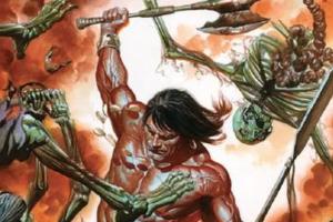 Savage Sword Of Conan #1, Gerry Duggan,, Ron Garney, Richard Isanove, Marvel Comics, Savage Sword of Conan, Conan, comic books, first issue