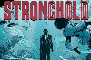 Stronghold, Stronghold #1, Phil Hester, Ryan Kelly, Aftershock Comics, cosmic horror, adventure, science fiction, sci-fi, horror, NCBD, The Wednesday Run, #TheWednesdayRun, first issue