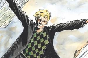 Wyrd #1, Curt Pires, Antonio Fuso, Dark Horse Comics, Wyrd, comic book