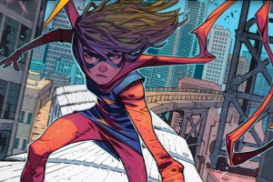 The Magnificent Ms. Marvel #1, Saladin Ahmed, Minkyu Jung, Marvel Comics, Kamala Khan, Captain Marvel, Avengers, Carol Danvers, Avengers, Ms. marvel, The Magnificent Ms. Marvel