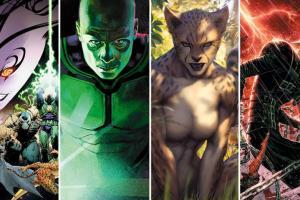DC's Year of the Villain #1, DC Comics