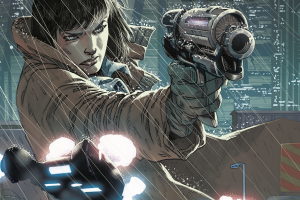 Blade Runner 2019 #1, Michael Green, Mike Johnson, Andres Guinaldo, Titan Comics, science fiction, Blade Runner